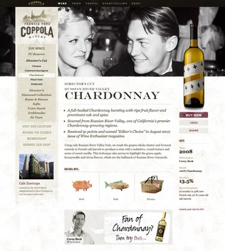FFC-Winery Wines Detail Page