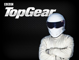 The Stig, when he was still around