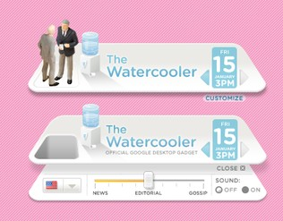 Watercooler Gadget