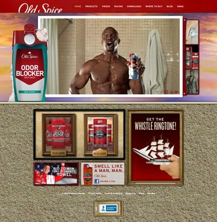 Old Spice Home