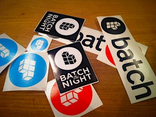 Everybody loves stickers