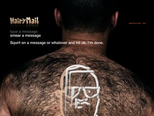 Hairy Mail - Smearing