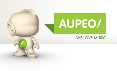 Aupeo Site Design