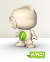 Aupeo Site Design